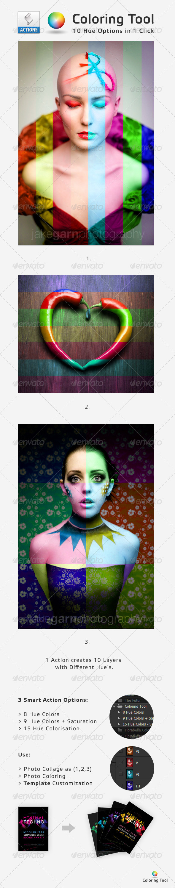GraphicRiver Coloring Tool 5687664