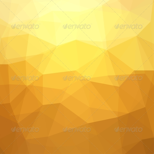 GraphicRiver Abstract Yellow Background 5687796