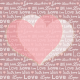 Love Heart Shape Background - GraphicRiver Item for Sale