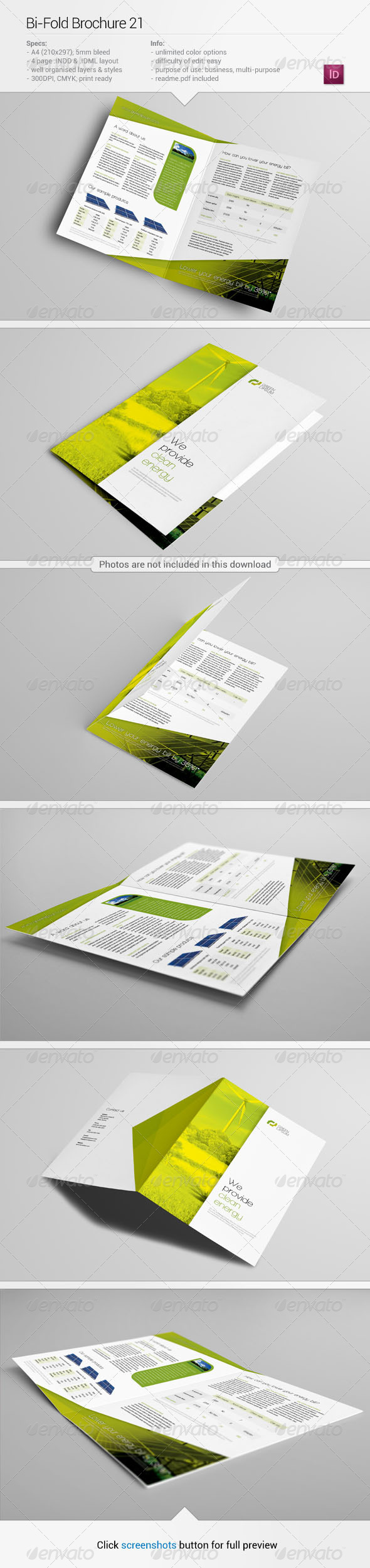 GraphicRiver Bi-Fold Brochure 21 5688990