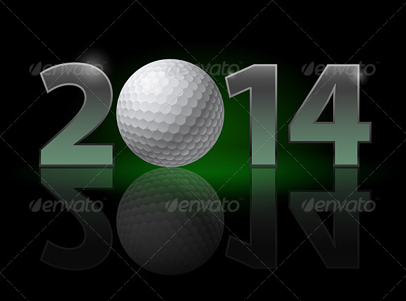 GraphicRiver New Year 2014 5689154