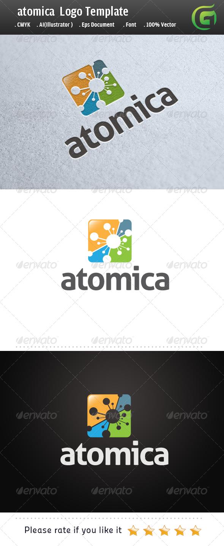 GraphicRiver Atomica 5689415