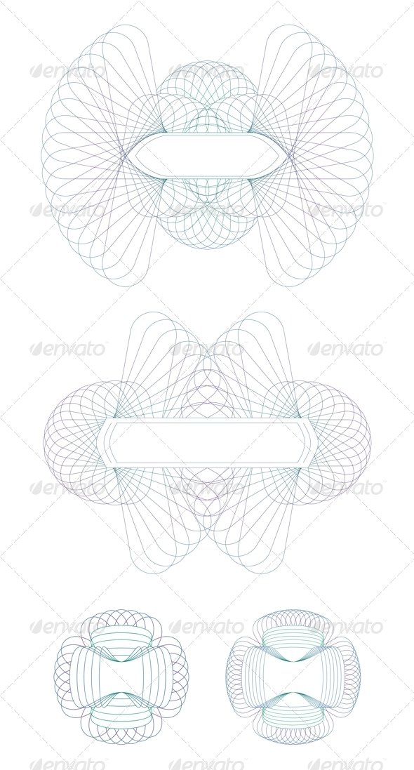 GraphicRiver Protective Decorative Elements 5689798