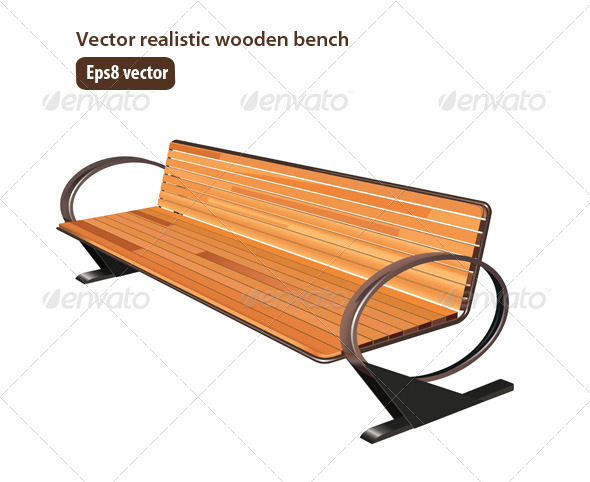 GraphicRiver Bench 5689979