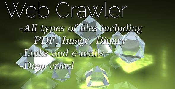 CodeCanyon Web Crawler for Files and Links 5674849