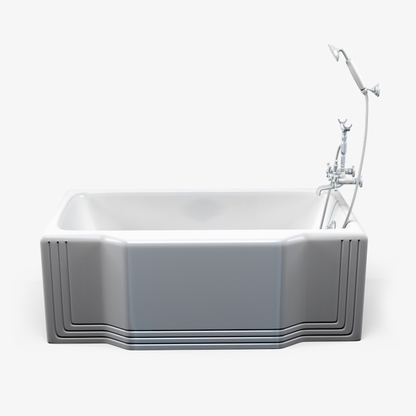 3DOcean Bathtub 5690838