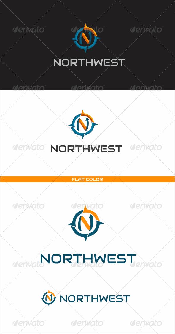 GraphicRiver Northwest Logo 5683196