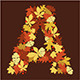 Autumn Letters Design - GraphicRiver Item for Sale
