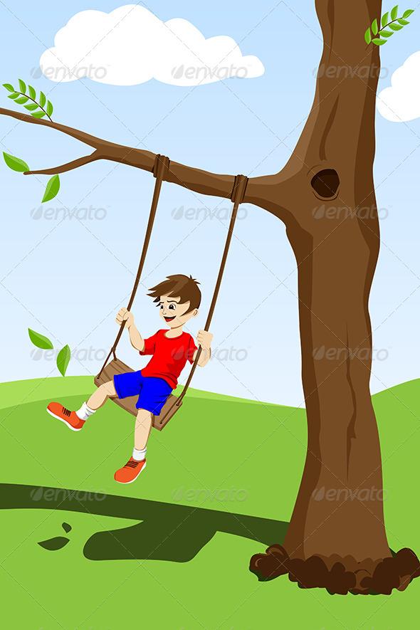 GraphicRiver Happy Kid 5692489