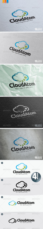 GraphicRiver Cloud Atom 5693845