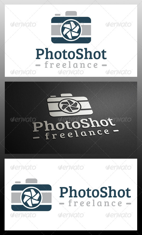 GraphicRiver Photo Logo Template 5694129