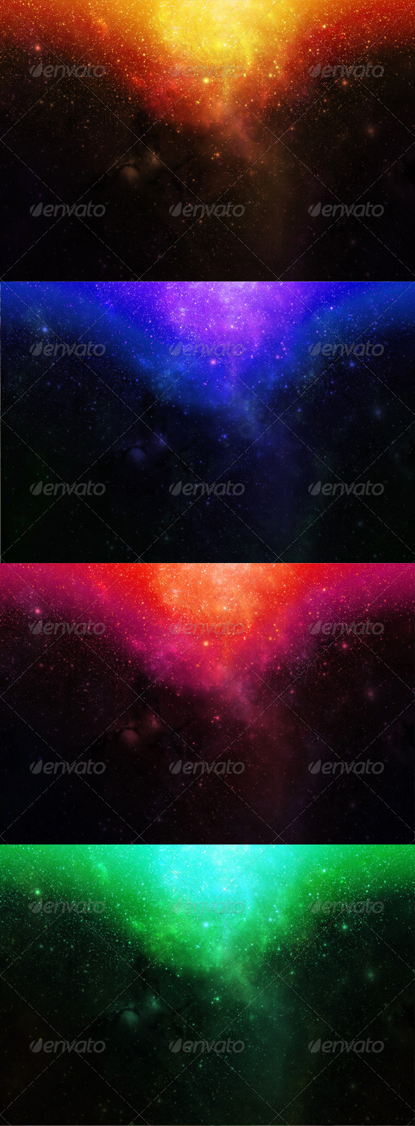 GraphicRiver Space Background 5694206