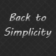 Back to Simplicity - Clean CSS3 Menu