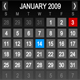 Date Picker Calendar Component for AS2 and AS3 - ActiveDen Item for Sale