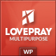LovePray-Church & Multi-Purpose Theme