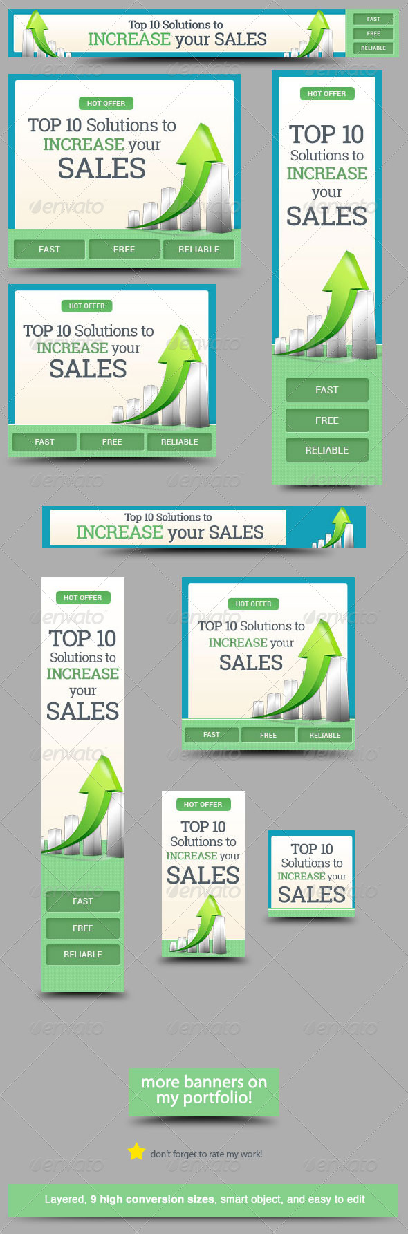 GraphicRiver Corporate Web Banner Design Template 25 5697216