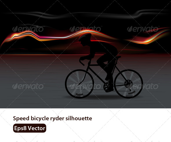 GraphicRiver Bycicle Speed 5697574