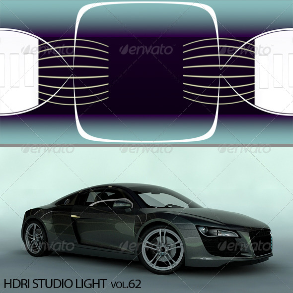 HDRI_Light_62 - 3DOcean Item for Sale