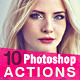 10 Professional Actions Vol.2 - GraphicRiver Item for Sale