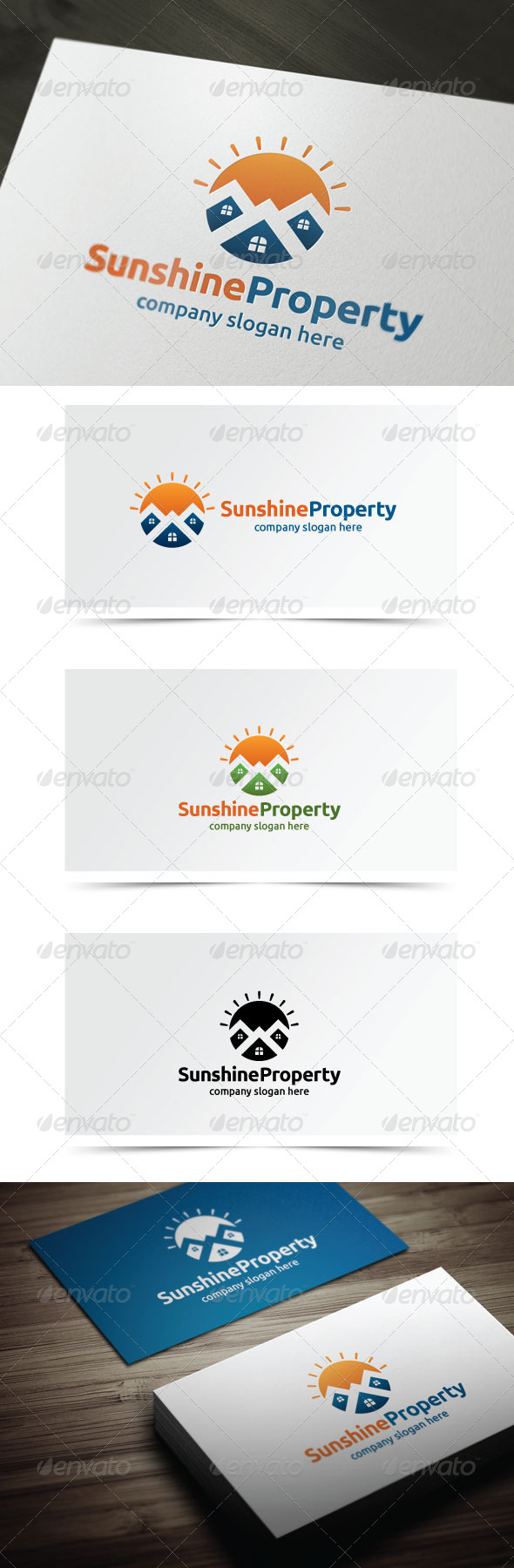GraphicRiver Sunshine Property 5698699