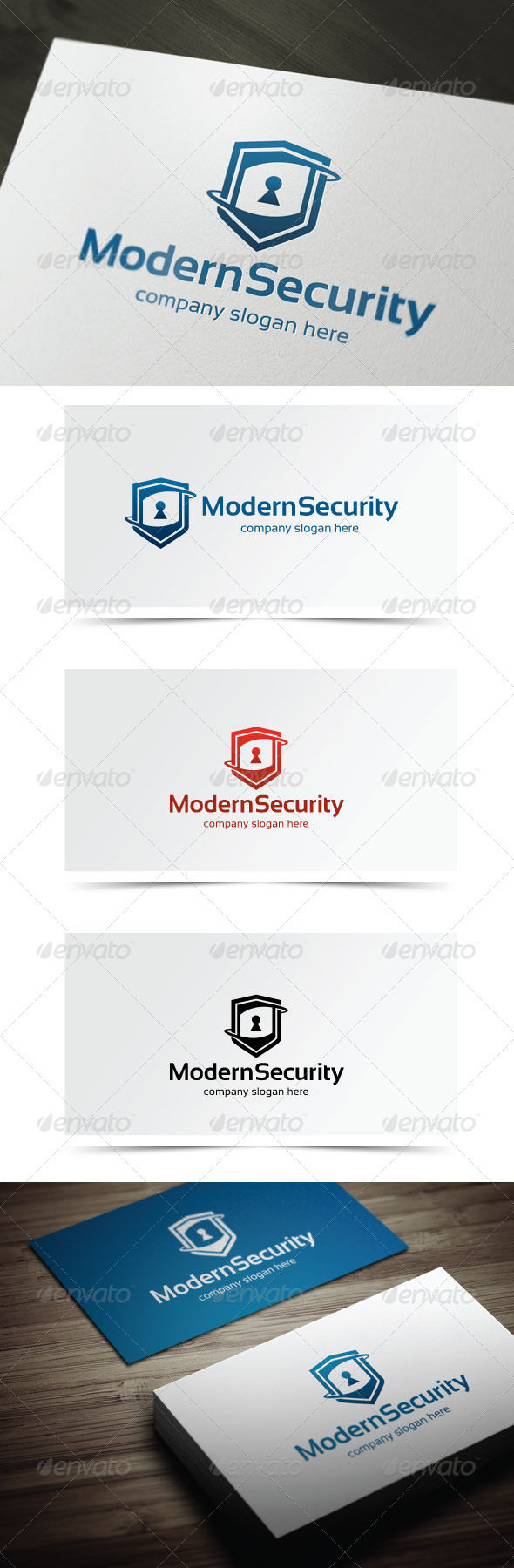 GraphicRiver Modern Security 5698724