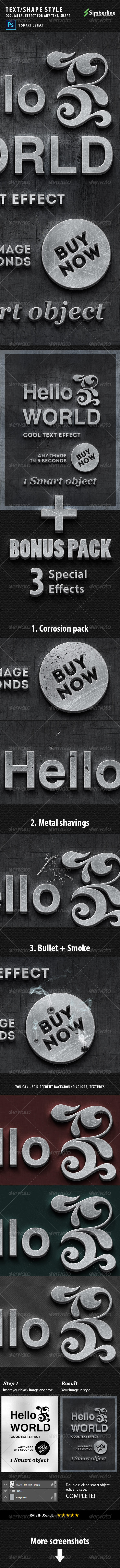GraphicRiver Metal Style Smart Template 5701552