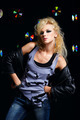 beautiful blonde girl rocker - PhotoDune Item for Sale