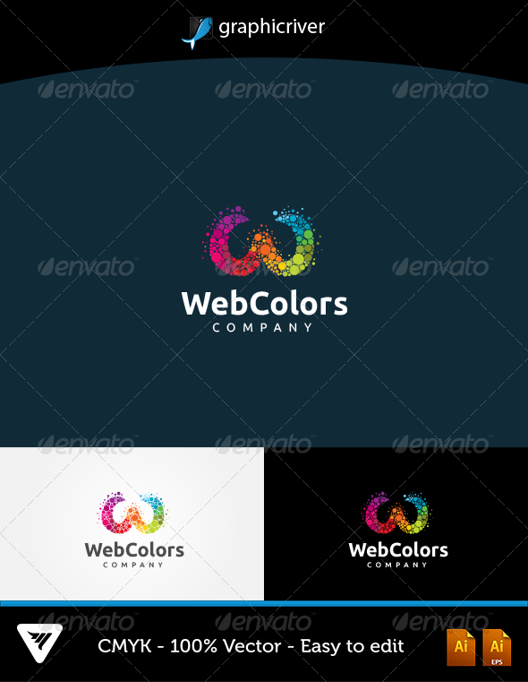 GraphicRiver WebColors 5703386