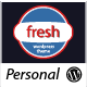 Fresh - Blog and Personal Wordpress Theme
