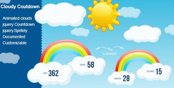 Cloudy Countdown