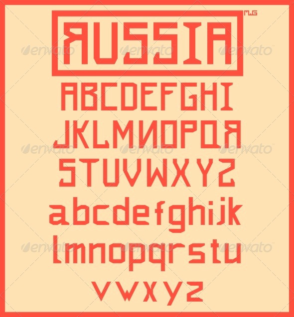 GraphicRiver Russia 5704698