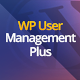 WP User Management Plus - CodeCanyon Item for Sale