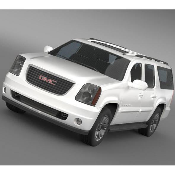 3DOcean GMC Yukon XL 5705588
