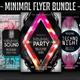 Minimal Flyer Bundle - GraphicRiver Item for Sale