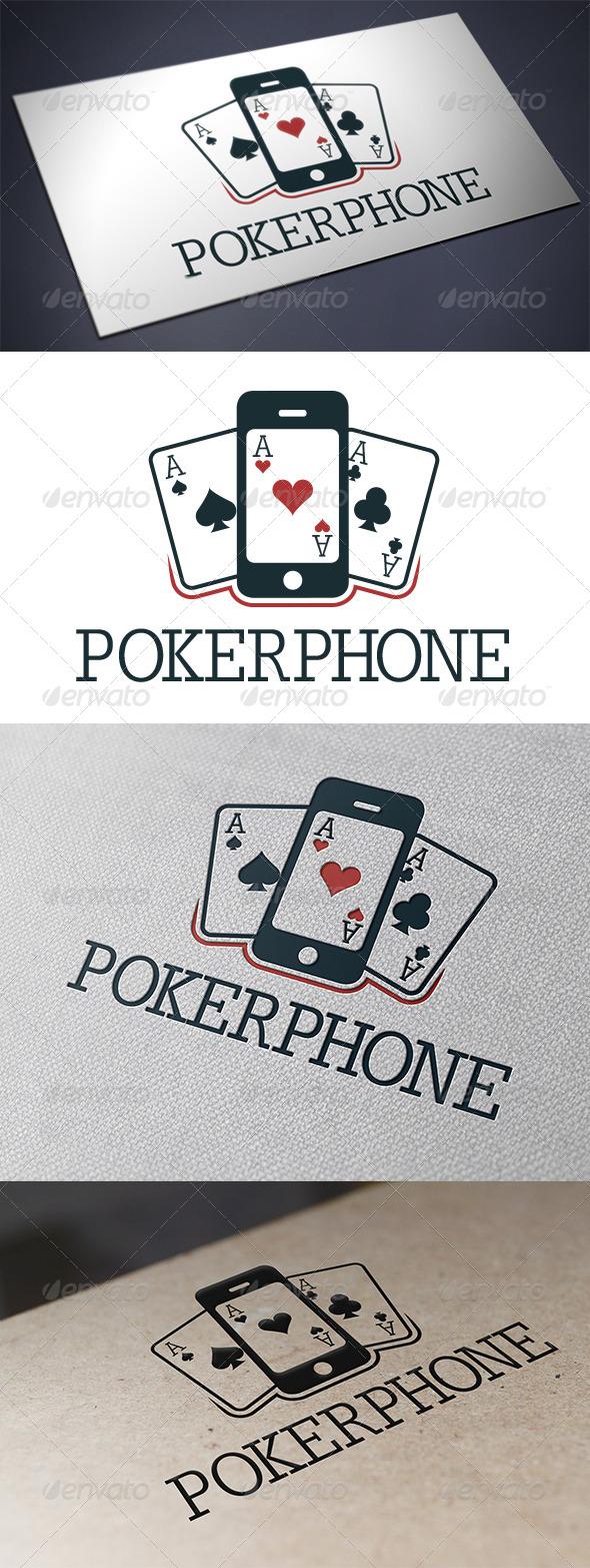 GraphicRiver Poker App Logo 5706169