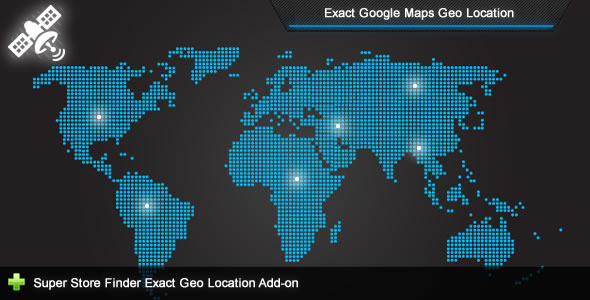 CodeCanyon Super Store Finder Exact Geo Location Add-on 5706319