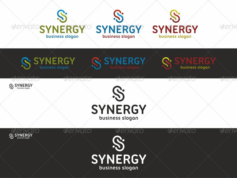 Synergy - S Logo