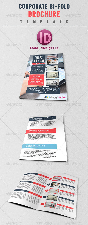 GraphicRiver Corporate Bi-Fold Brochure V-10 5639802