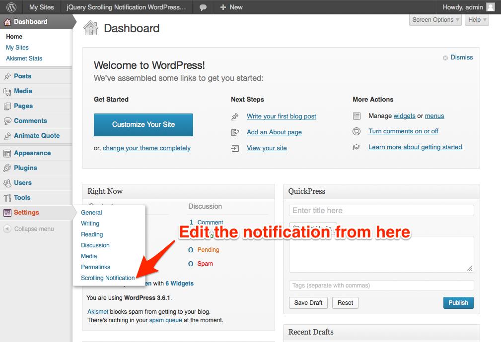 how to add search box in wordpress menu