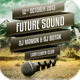 Future Sound Flyer/Poster - GraphicRiver Item for Sale