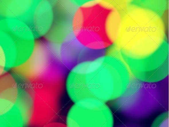 GraphicRiver Defocus light 5710064