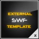 Zenor's External SWF Template - ActiveDen Item for Sale