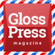 GlossPress Magazine / Blog