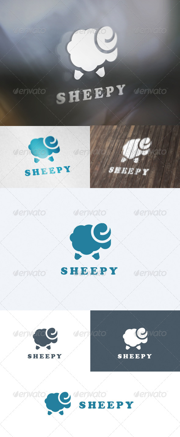 Sheepy Logo