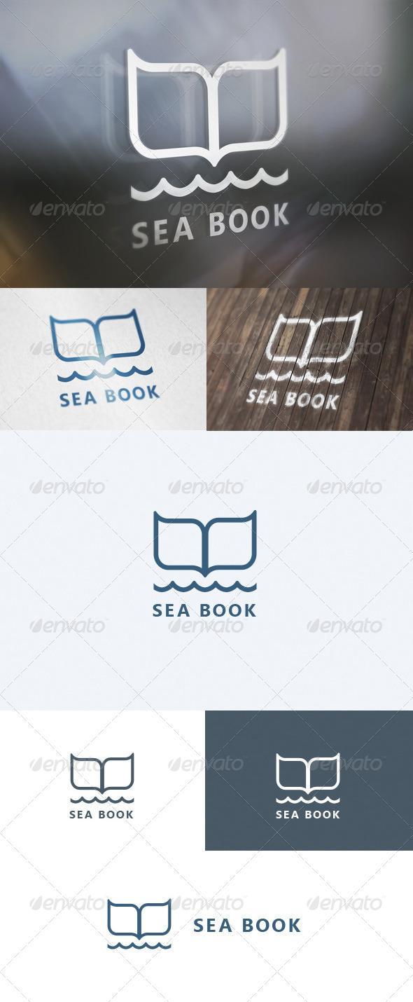 Sea Book Logo