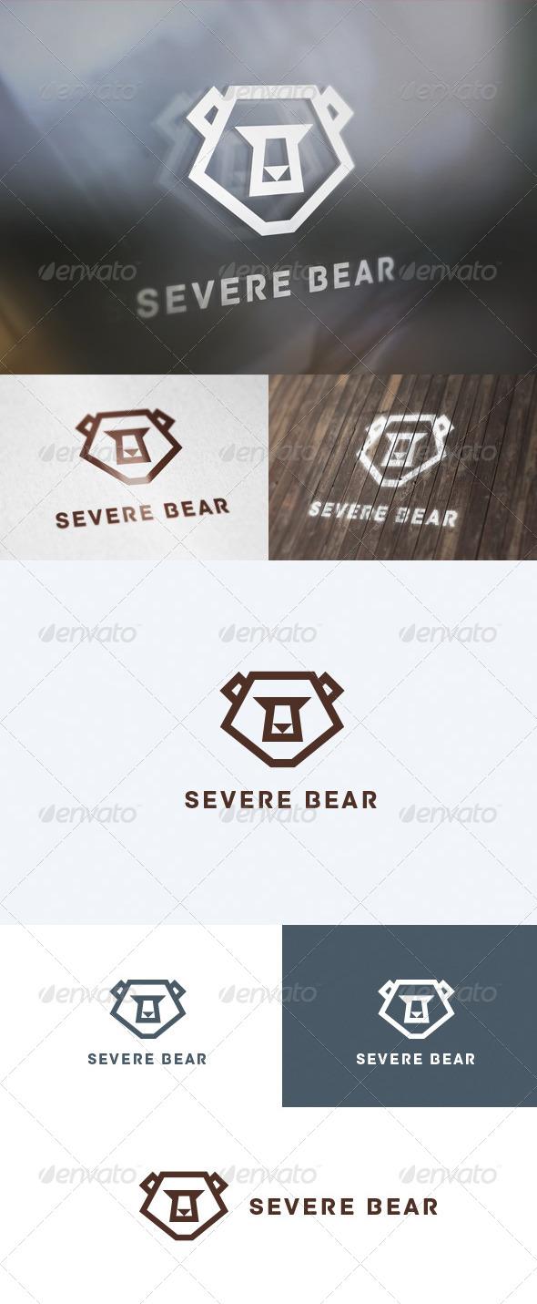 Severe Bear Logo