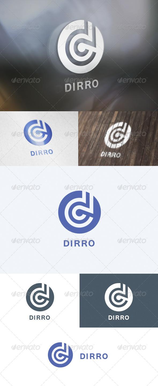 GraphicRiver Dirro Logo 5697924