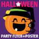 Halloween Party Flyer & Poster - GraphicRiver Item for Sale