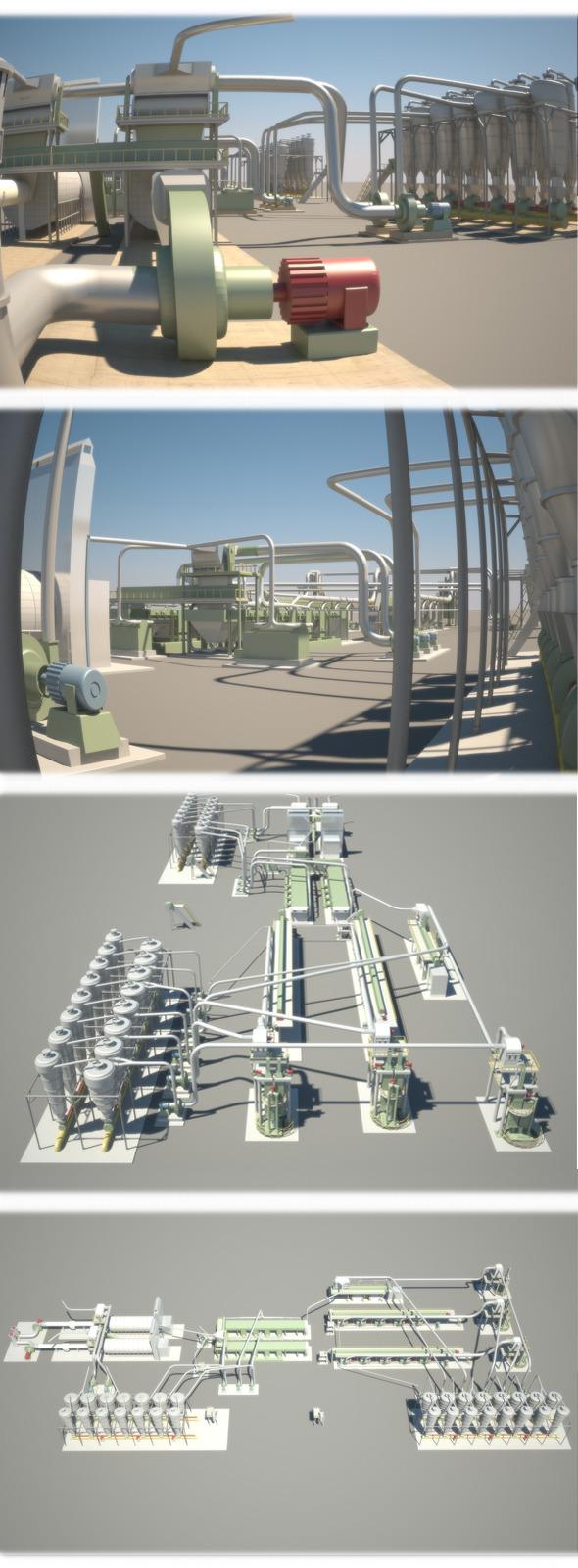 3DOcean Factory 5716047