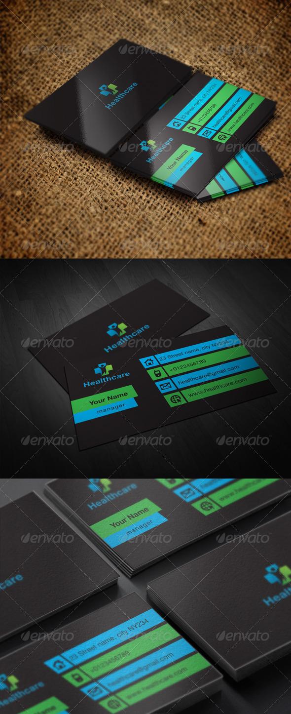 GraphicRiver Healthcare Card 5626910
